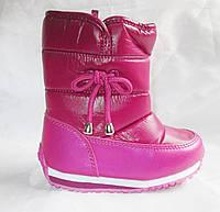 Детские зимние дутые сапоги для девочки TOM.M, фото 1