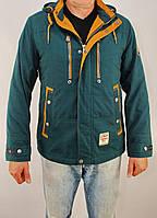 Куртка парка молодежная весенняя Icebear