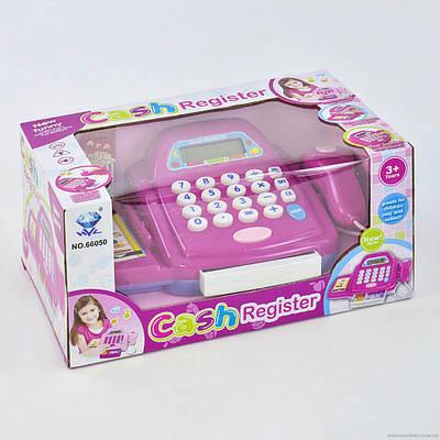 Кассовый аппарат Cash Register (розовый)