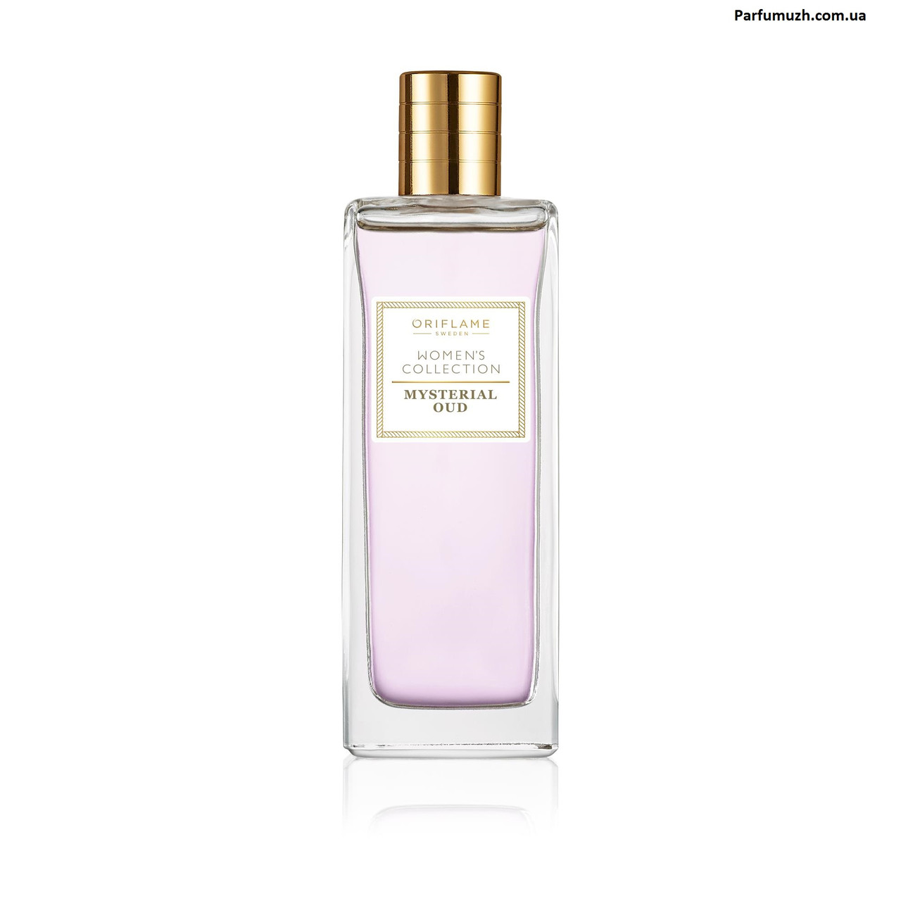 Туалетная вода Women's Collection Mysterial Oud Oriflame