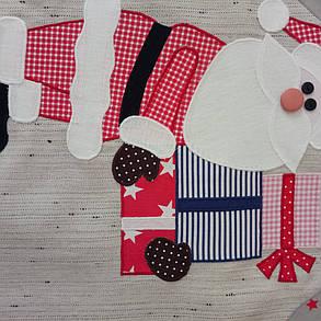 Кухонный набор  hand made подарочный прихватка фартук рукавичка hand made, фото 2