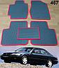 Килимки ЄВА в салон Toyota Camry V20 '97-01