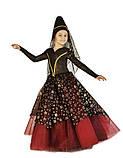 Детский карнавальный костюм для девочки  Звездная Ночь 122-152р, фото 2