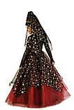 Детский карнавальный костюм для девочки  Звездная Ночь 122-152р, фото 3