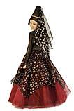 Детский карнавальный костюм для девочки  Звездная Ночь 122-152р, фото 4