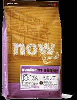 NOW Fresh Grain Free Senior Cat Recipe 30/14 контроль веса - беззерновой для кошек с индейкой, уткой и лососем