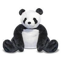 Мягкая игрушка Гигантская плюшевая панда Melissa&Doug