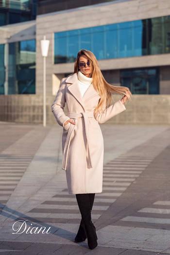 Пальто «Gorgeous» Зима. Цвета разные (2116)
