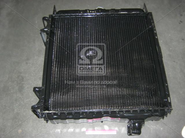 Радиатор водяного охлаждения ДОН (6-ти рядн.) (пр-во г.Оренбург), 250У.13.010-4