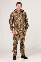 Летний камуфляжный костюм для охоты и рыбалки Клен Осень
