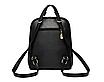 Рюкзак жіночий кожзам сумка Sweet Bear Червоний, фото 3