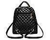 Рюкзак женский Sweet Bear стеганый сумка Синий, фото 2
