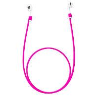 Держатель для наушников Apple AirPods Earphone Strap (Pink), фото 1