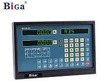 Двухкоординатное устройство цифровой индикации BC20-2V BiGa