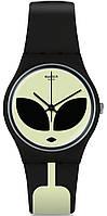Мужские Часы Swatch GB307 TELEFON MAISON Оригинал