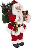 Дед Мороз красный 30 см, фото 3