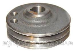 Шкив привода вентилятора ЯМЗ-236-238 (2-х руч)(1308025-Б)