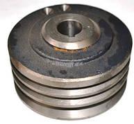 Шкив привода вентилятора  ЯМЗ-236-238 3-х руч (1308025-В2)