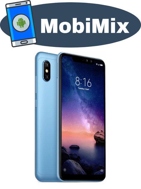 Xiaomi Redmi Note 6 Pro 3/32GB Blue Global