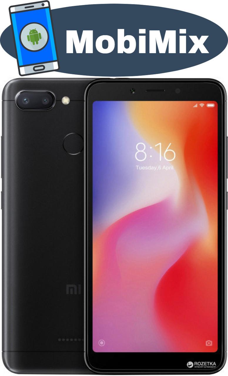 Xiaomi Redmi 6 3/64GB Black Global