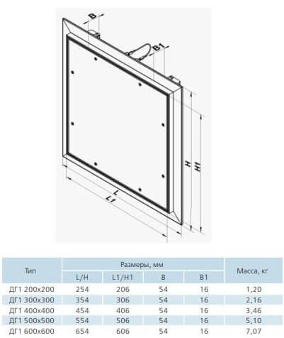 razmer dvertsi vents dg1 600*600