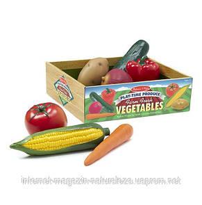 Игровой набор Овощи Melissa&Doug, фото 3