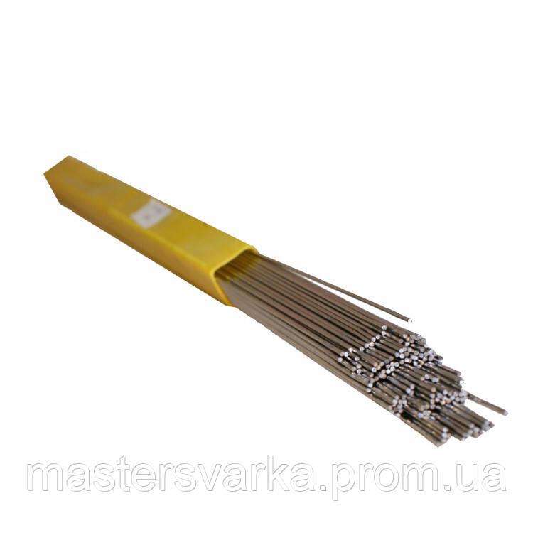 Пруток присадочный нержавеющий ER309L ф 2,4 мм ( СВ07Х25Н13 ) ( 5 кг )