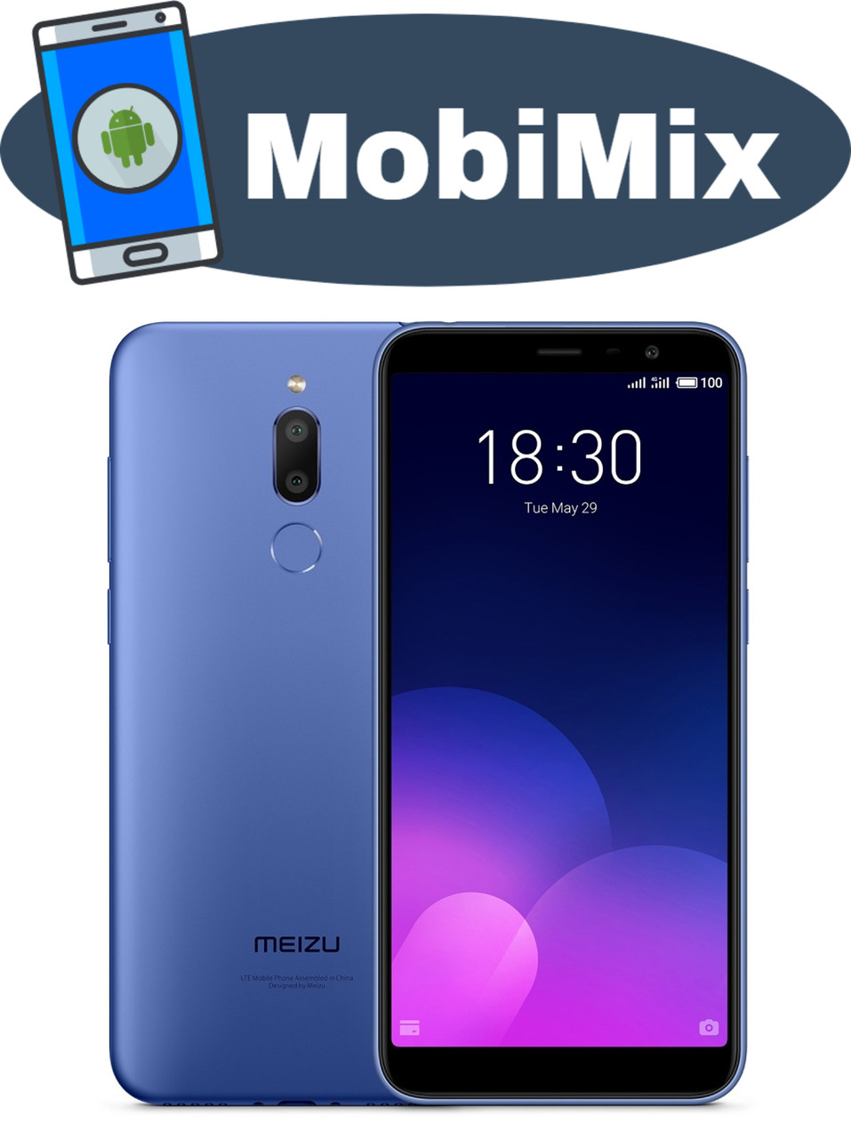 Meizu M6T 2/16GB Blue Global