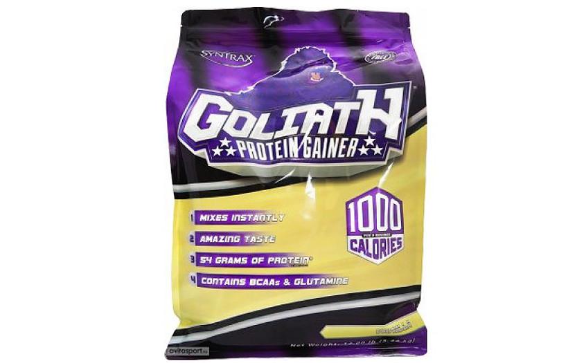 Вітамінний Syntrax Goliath 5.44 kg. (ВАНІЛЬ)