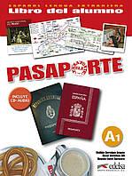 Pasaporte 1 Libro del alumno + audio CD. Nivel 1. A1
