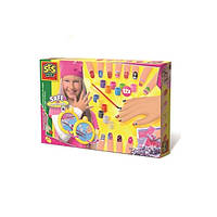 Игровой набор для юного нейл-арт мастера МОДНИЦА декор для ногтей Ses Creative