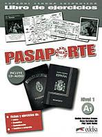 Pasaporte 1 Libro de ejercicios + CD audio. Nivel 1. A1
