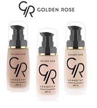 Тональный крем Golden Rose Longstay Matte