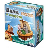 Настольная игра Волк, коза и капуста.(Hobby World), Киев