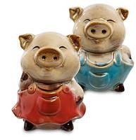 Набір з 2 скарбничок Свинки CF-03