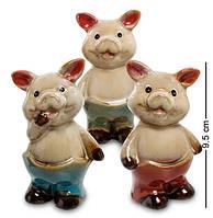 Набір з 3 статуеток Поросята CF-04