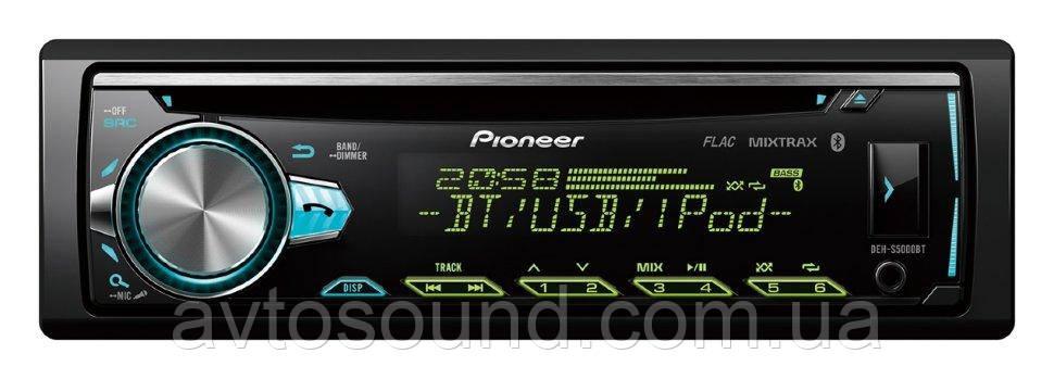 Автомагнитола Pioneer DEH-S5000BT