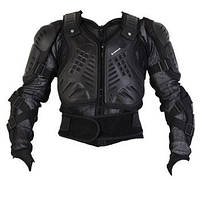 Adrenaline SHELL PRO OFFROAD 2.0 Black, XS Моточерепаха защитная