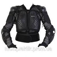 Adrenaline SHELL PRO ROAD 2.0 Black, XS Моточерепаха защитная