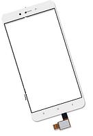 Тачскрин (сенсор) для Xiaomi Redmi Note 4, белый