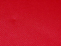 Канва для вышивки крестом 16 (6,4кл/1см) 100*150см Красная Украина