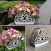 Ящик для цветов и декора, Жар-птица