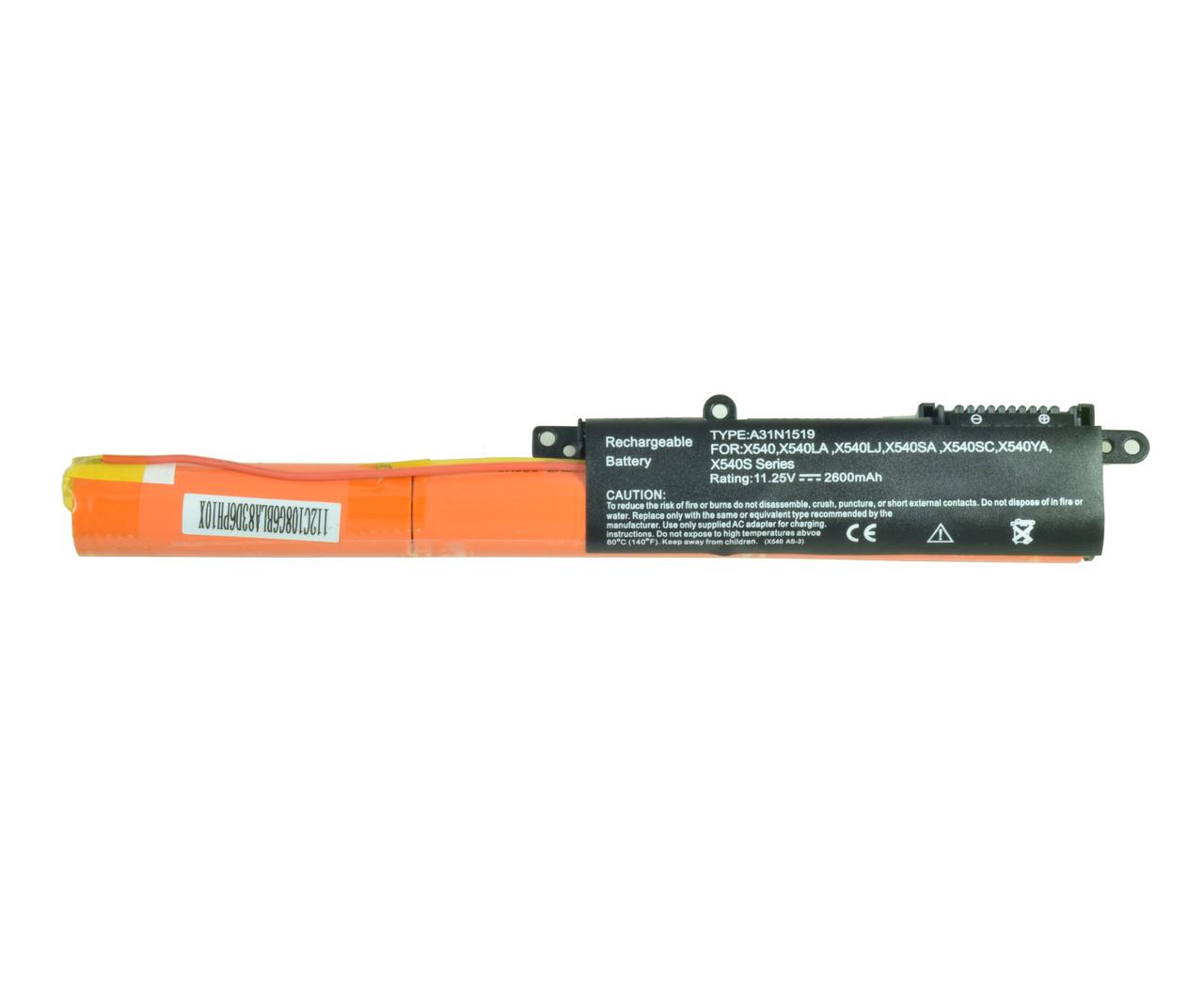 Батарея для ноутбука  A31N1519 ASUS X540 X540LA X540LJ X540SA X540SC X540YA X540S