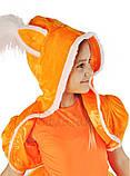 Детский карнавальный костюм для девочки  Лисичка 110-140р, фото 2