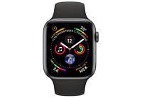 Смарт часы Smart Watch IWO6 Sports Life Black 42 mm (Копия Apple Watch 1:1)