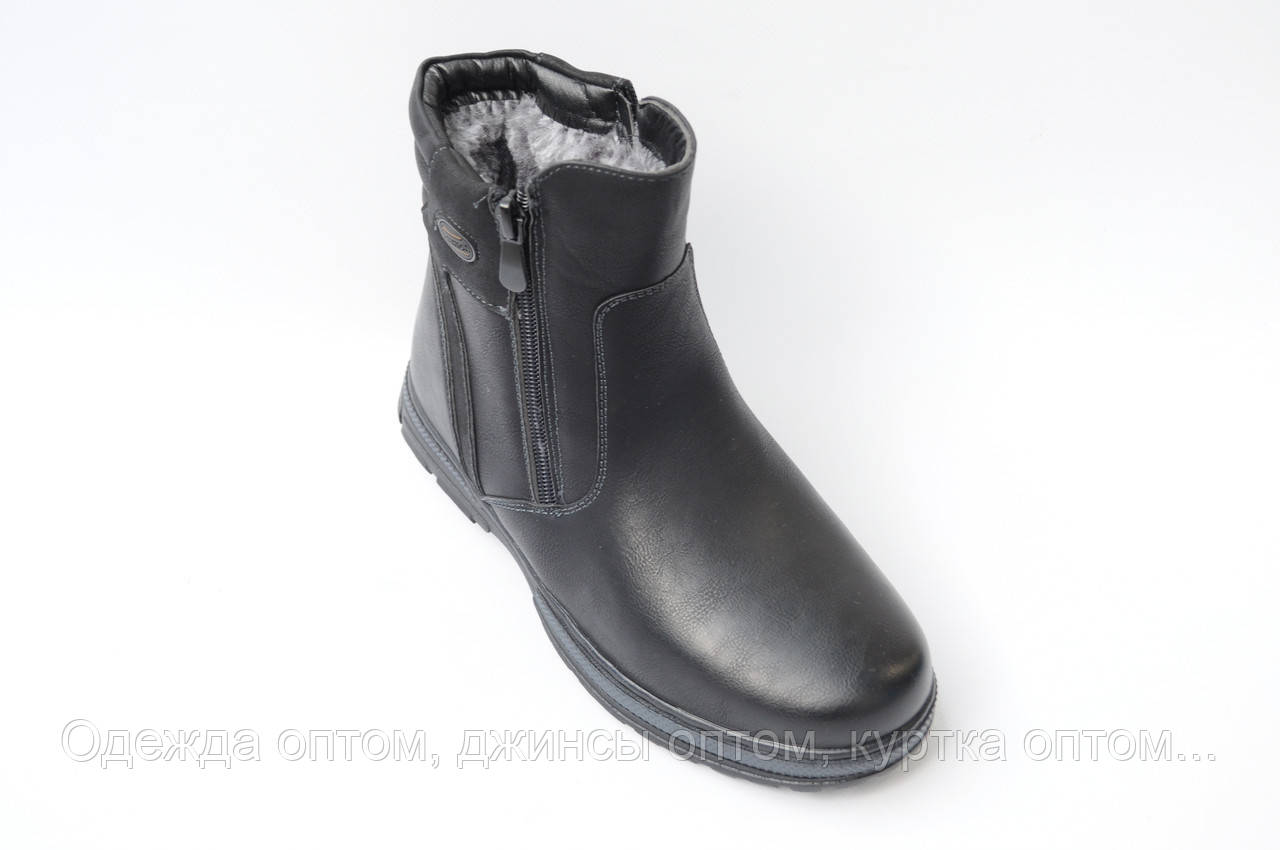 Ботинки зимние мальчик опт подросток Одесса 7км Dafuyuan