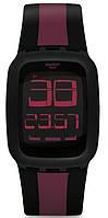 Женские Часы Swatch SURB102D SWATCH TOUCH NIGHT & PINK Оригинал