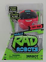 Интерактивная игрушка. Повторюшка ОРИГИНАЛ Really R.A.D. Robots - Yakbot Красный 27803