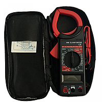 Мультиметр цифровой токовые клещи DT-266 1000А AC