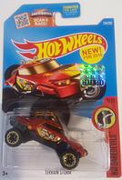 Машинка Hot Wheels 2016 Terrain Storm